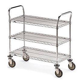 Metro® Wire Shelf Trucks & Utility Carts
