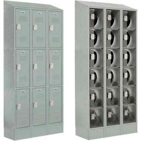 Digilock LockUp Electronic Access Door Employee Steel Lockers