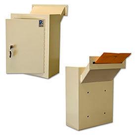 Through-The-Wall Depository Drop Box