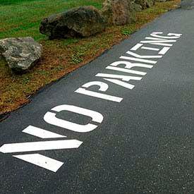 Stencil Ease Parking Lot Stencils