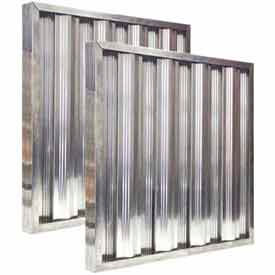 Airex® 430 Stainless Steel Baffle Filters For Grease