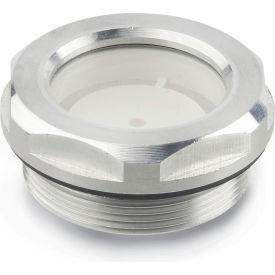 Aluminum Fluid Sight Glasses w/ Reflector