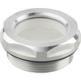 Aluminum Fluid Sight Glasses w/o Reflector