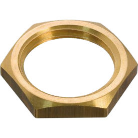 Hex Nuts for Fluid Level Sight Glasses