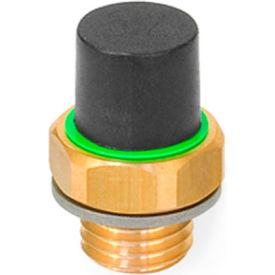 Brass Breather Valves w/ Plastic Cap