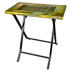 Foldable Welding Tables