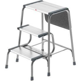 Hailo Retro 2-In-1 Step Stool/Ladder