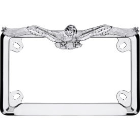 Cruiser Accessories Motorcycle License Plate Frames