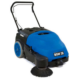 Clarke® Battery Powered Sweeper