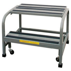 P.W. Platforms Rolling Office Ladders