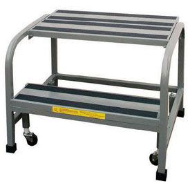 P.W. Platforms Rolling Office Ladders