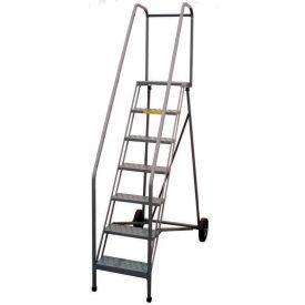 P.W. Platforms Roll-A-Fold Ladders
