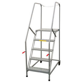 P.W. Platforms Maintenance Ladders With Access Chain