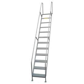 P.W. Platforms Industrial Access Stairways