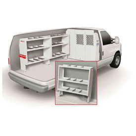Weather Guard Van Storage Packages
