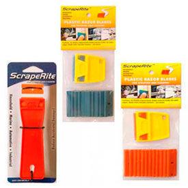 Scraperite Plastic Razor Blades