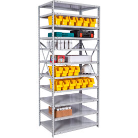 Hallowell Antimicrobial Open Shelving