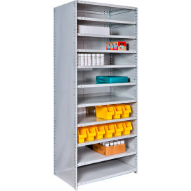 Hallowell Antimicrobial Closed Shelving