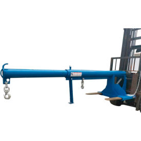 Adjustable Pivoting Forklift Jib Boom Cranes