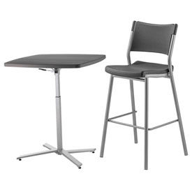 Height Adjustable Lunchroom Tables