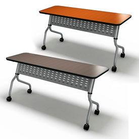 Mayline® - Sync Series Flip-Top Training Tables