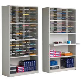 Mayline® - Mailflow-To-Go Mailroom Furniture