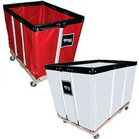 Bulk & Basket Trucks and Trash Cans