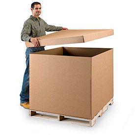 Corrugated Boxes-Bulk & Gaylord