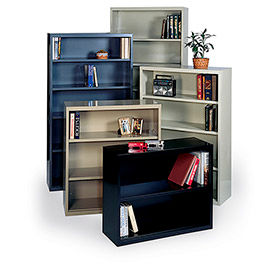 Edsal Welded Bookcases
