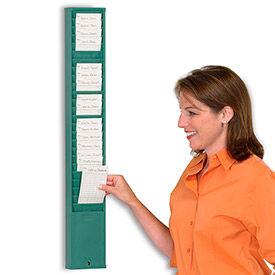 Timecard Racks and Payroll Clocks