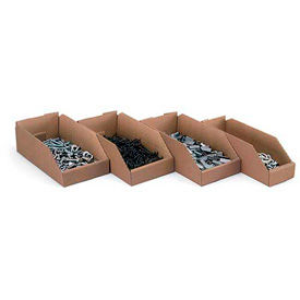 Relius Solution Oil and Grease-Resistant Corrugated Shelf Bins