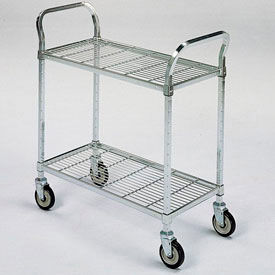 Square Post Wire Utility Carts