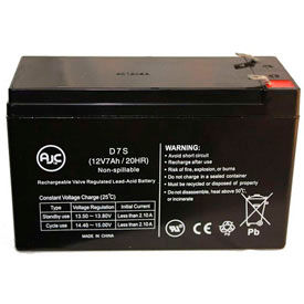 AJC® Brand Replacement Lead Acid Batteries For Enercell