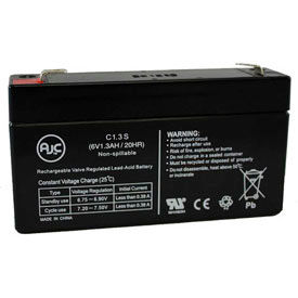 AJC® Brand Replacement Lead Acid Batteries For Long