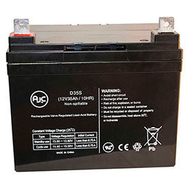 AJC® Brand Replacement Wheelchair Batteries for Industrial