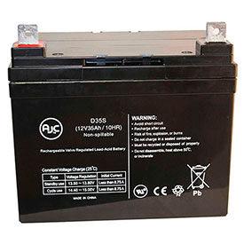 AJC® Industrial Brand Replacement Wheelchair Batteries