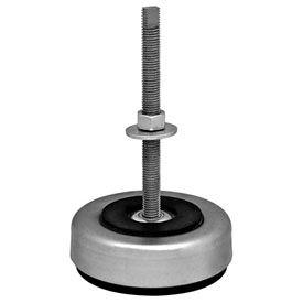 Leveling Compression Shear Mount Vibration Isolators