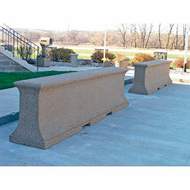Petersen Mfg Concrete Barricades
