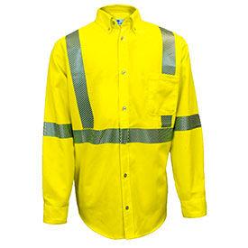 ANSI Class 3 FR Hi-Visibility Work Shirt