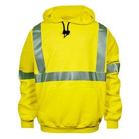 Hi-Visibility Flame Resistant Sweatshirts