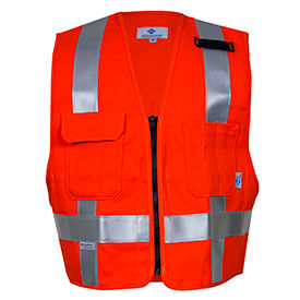 FR Hi-Visibility Non-ANSI Vests