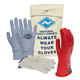NSA Rubber Voltage Glove Kits