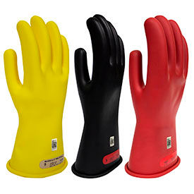 NSA Rubber Voltage Gloves
