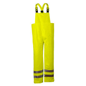 FR Hi-Vis Rainwear Bib Overalls