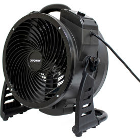 XPOWER Axial Air Movers with Ozone Generator