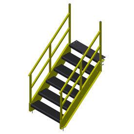 Bluff - IBC & OSHA Stairways