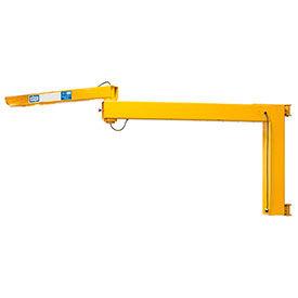 Contrx Wall-Mount Articulating Jib Cranes
