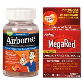 Vitamins & Immune Support