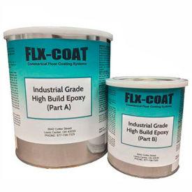 FLX-COAT Industrial Grade High Build Epoxy and Urethane Floor Coating