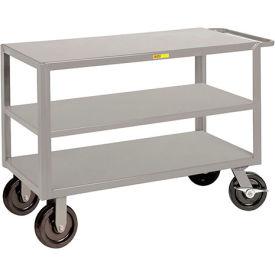 Heavy Duty Steel Stock & Shelf Trucks